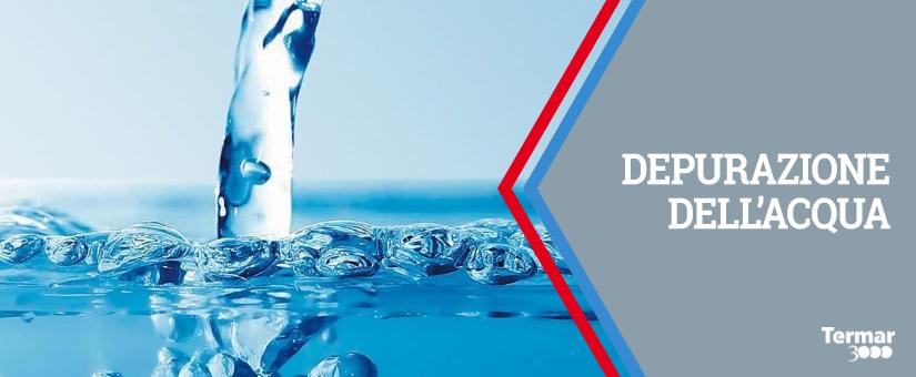 depurazione dell'acqua
