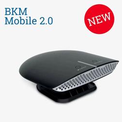 disinfezione ambienti BKM mobile