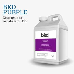 disinfezione ambienti BKD purple