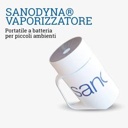 vaporizzatore sanificazione ambienti